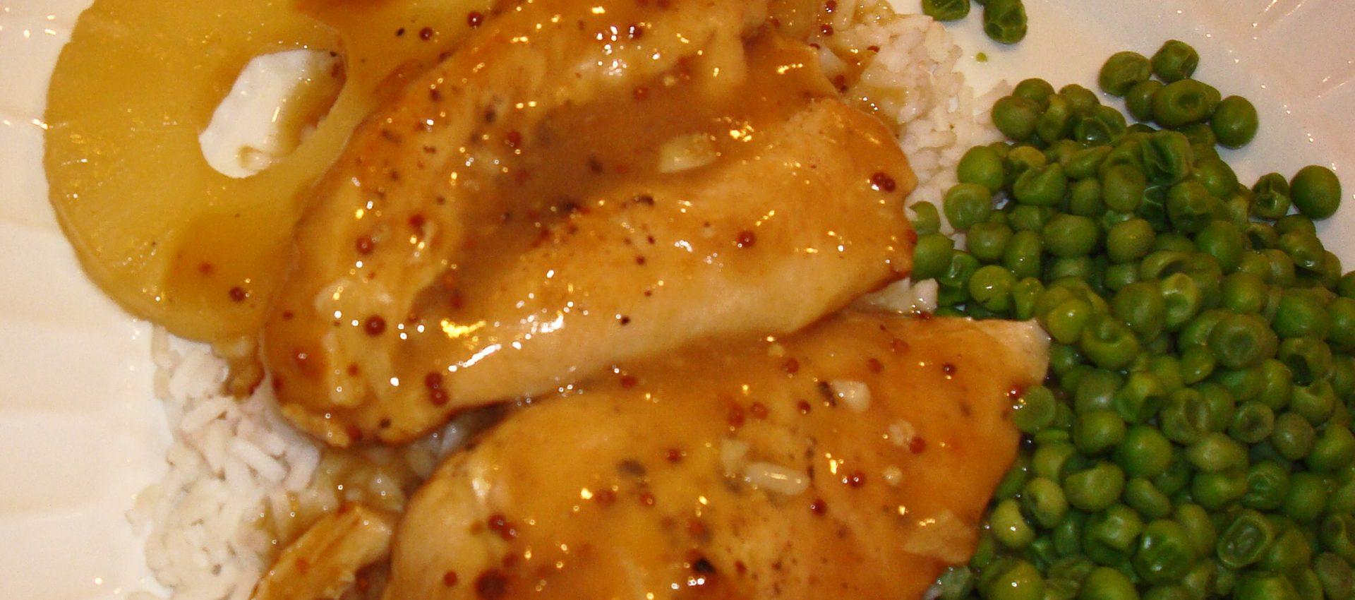 Easy Chicken Breasts