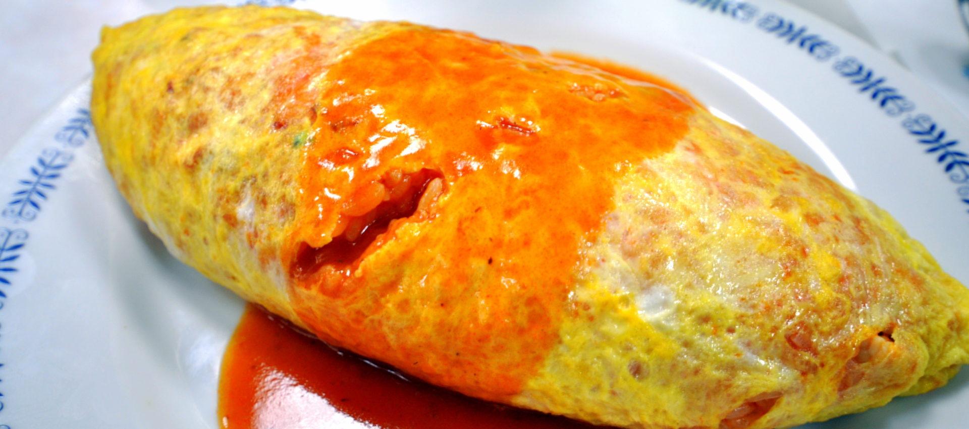 Mango Habanero Omelette