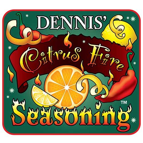 citrus fire seasoning