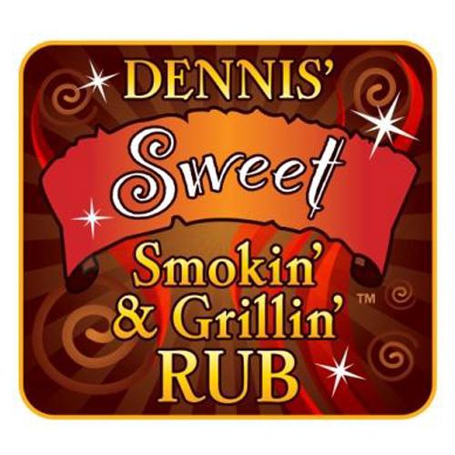 Sweet Smokin & Grillin Rub